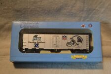 Mantua #733-830 Ho Scale Nfl Reefer Car Carolina Panthers - New