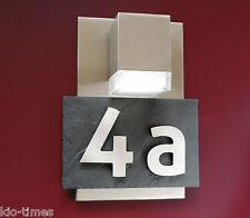 Hausnummern mit Beleuchtung günstig kaufen   eBay