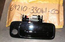 Toyota Camry Front RH Outside Door Handle Black 202 Part Number 69210-33041-C0