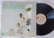 AL GREEN I'm Still in Love With You LP, Orig '72 Hi Label, Soul Nice Copy VG/VG
