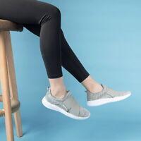 Women's Sneakers Lightweight Slip On Soft Comfort Athletic Running Walking Shoes