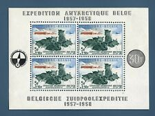 BELGIUM - BELGIO - BF - 1957 - Spedizione antartica belga 1957/1958 MNH