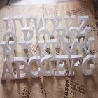Letras Madera Cartas A-Z Decoración Del Hogar Pared Boda Dormitorio Nuevo