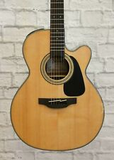 Takamine GN30CE NEX Cutaway Acoustic-Electric Guitar - Natural (big chip in fini