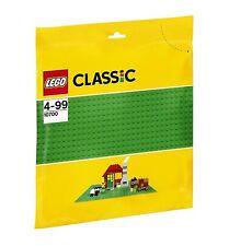 2 X Lego 10700 Classic Baseplate in Green