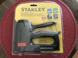 Stanley heavy duty staple Brad Nail gun Tr250