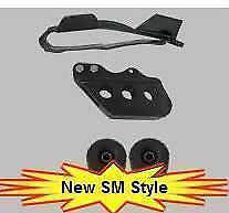 2005 2006 2007 2008 Honda CRF 450 R & X SM Supermoto Chain Slider & Guide Set