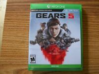 Gears of War 5 - Gears 5 Xbox One - VERY GOOD - FREE SHIPPING