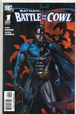 BATTLE FOR THE COWL #1 Batman Tony Daniel VARIANT 2009