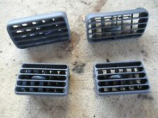 TOYOTA STARLET HEATER AIR VENT x4, EP9 1.3 4E-FE 5DR 1996 - 1999 BREAKING