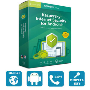 Kaspersky Internet Security 2021 For Android 1 Device 1 Year