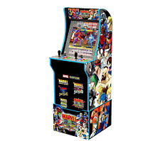 Arcade1Up Marvel vs. Capcom Arcade Cabinet with Five Hit 2-Player Fighting Games