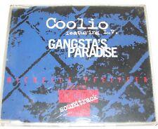 COOLIO featuring L.V. GANGSTA'S PARADISE   -CD- Hülle zerkratzt