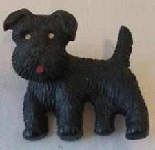 Vintage Moveable Head Dog Pin