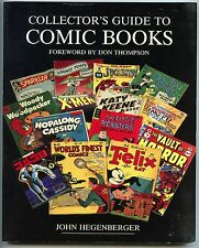 Collectors Guide to Comic Books, Paperback, First Print