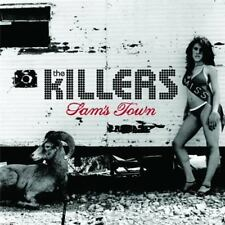KILLERS SAMS TOWN 2006 CD MUSIC ALTERNATIVE ROCK NEU SEALED