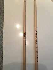 Little River Band REAL hand SIGNED Drumsticks by Kevin Murphy and Wayne Nelson