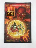 The Final Cycle Part 1 No 1 Dragon's Teeth Mini Series 1 of 4 Comic Book