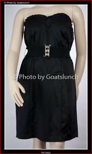 City Chic Sweetheart Neckline Dress Size 18 (Medium) Cocktail Party