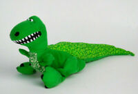 ! Toy Story Rex the Dinosaur Disney for Burger King Hand Puppet Pixar ?