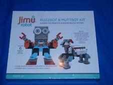Brand New UBTECH Jimu Robot Buzzbot & Muttbot Robotics building Kit JR0602
