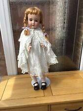 "LARGE 28"" ANTIQUE ARMAND MARSEILLE 390 JOINTED DOLL"