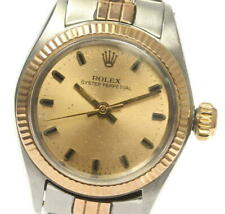 ROLEX Oyster perpetual Ref.6619 cal,1161 Automatic Ladies Watch_574866
