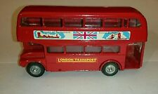 Vintage BUDGIE TOY Route Master House Of Parliament London Transport England 64