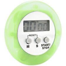 Timer da cucina digitali magnetici verde