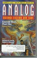 Analog Science Fiction and Fact Magazine January/February 2007  Good Condition