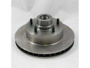 For 1985-1993 Dodge D150 Brake Rotor and Hub Assembly Front 81772KT 1992 1990