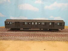 HO SCALE NEW YORK CITY BMT SUBWAY CAR #2036 POWERED UNIT