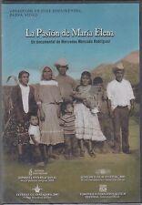 DVD - La Pasion De Maria Elena  NEW Una Documental De Mercedes FAST SHIPPING !