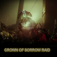 Destiny 2 ! Crown Of Sorrow Raid Clear ! PS4