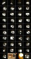 Pat & Patachon 8 mm Film Comedy/Slapstick.Automechaniker-Antique Comedy Films