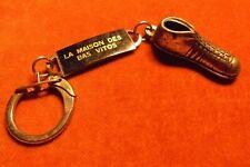 Porte-clés Chaussure de FOOT A crampons LUNEVILLE Maison des bas Vitos no Adidas