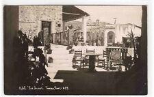 Hotel Los Arcos Taxco Mexico 1950s RPPC real photo postcard
