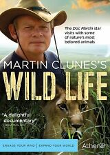 Martin Clunes's Wild Life New DVD! Ships Fast!