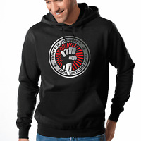 Fight for your Right Faust Fist Kampf Sprüche Punch Kapuzenpullover Hoodie