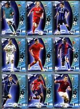 Panini-Traiding Cards-Fussball 2007-- 9 Stück-20-