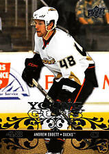 ANDREW EBBETT 08-09 UD 2 YOUNG GUNS ROOKIE SP #451 !