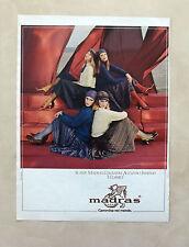 D807 - Advertising Pubblicità - 1980 - MADRAS SCARPE COLLEZIONI AUTUNNO INVERNO