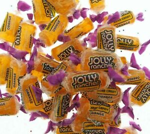 Jolly Rancher Orange ~1lb hard candy candies One Pound sweets