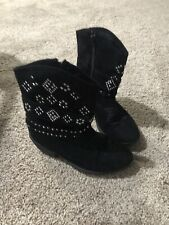 Justice Size 1 Girl Fashion Boots