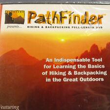 Pathfinder DVD Hiking Backpacking NEW Path Finder Moab Utah Jeff Carver