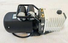 Tested Alcatel Adixen Rotary Vane Vacuum Pump 2002 I 2002i Hydro France Elnor