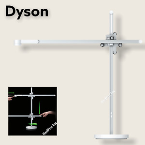 BRAND NEW Dyson CSYS Desk Task Lamp (Silver)- FACTORY SEALED!