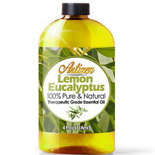 Artizen Lemon Eucalyptus Essential Oil (100% PURE & NATURAL - UNDILUTED) - 4oz