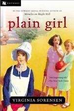 Plain Girl by Sorensen, Virginia