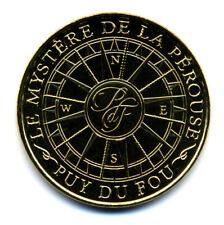 85 LE PUY DU FOU Le mystère de la Pérouse, 2018, Monnaie de Paris